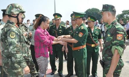 Nguyễn Thị Thảo bị nhà chức trách Trung Quốc bắt giữ bàn giao cho cơ quan chức năng Việt Nam.