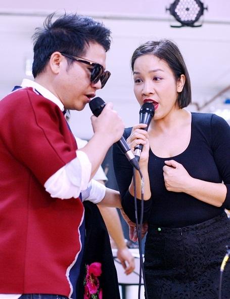 Trọng Tấn cũng sẽ có mặt trong đêm nhạc của nữ diva.