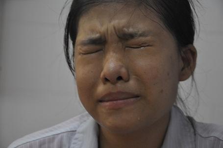 An của trước đây, chỉ có nước mắt và sự tủi phần vì nghèo.
