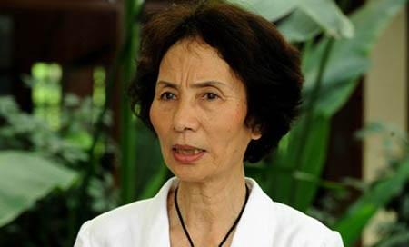 PGS-TS Bùi Thị An.