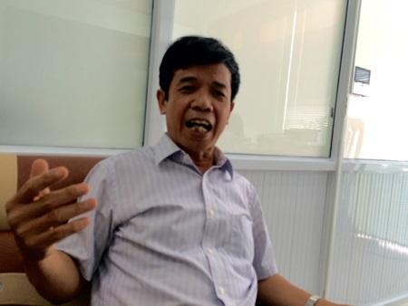 GS. Lê Hồng Hạnh (Ảnh: Thế Kha).