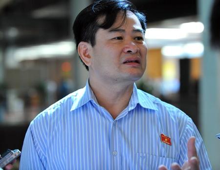 Ông Nguyễn Đình Quyền-Phó chủ nhiệm Ủy ban Tư pháp của Quốc hội.