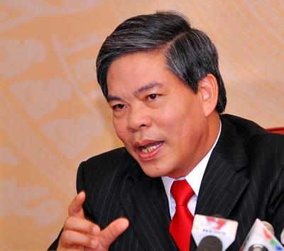 Bộ trưởng Nguyễn Minh Quang