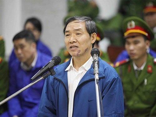Dương Chí Dũng - nguyên Chủ tịch HĐQT Vinalines - đã bị kết án tử hình vì tội tham ô tài sản nhà nước.