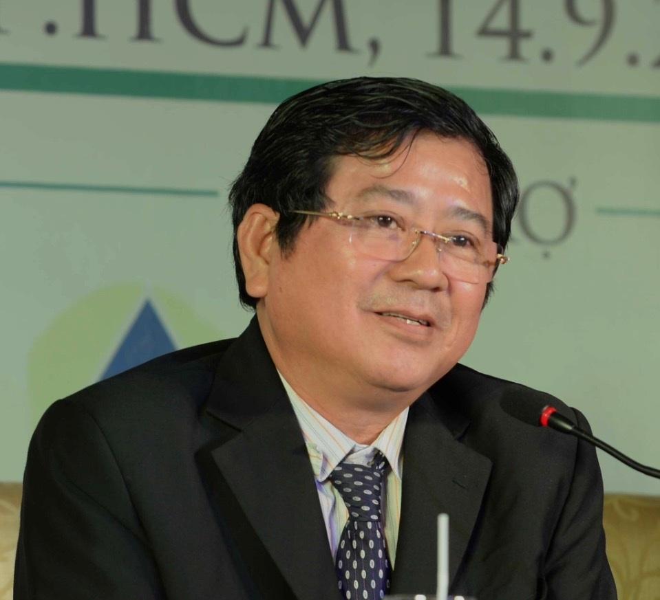 Luật sư Nguyễn Văn Hậu - Phó chủ tịch Hội Luật gia TPHCM (Ảnh: NVCC)