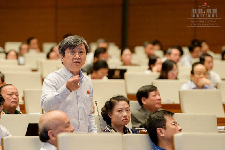 Đại biểu Quốc hội Trương Trọng Nghĩa (Ảnh: Quochoi.vn).