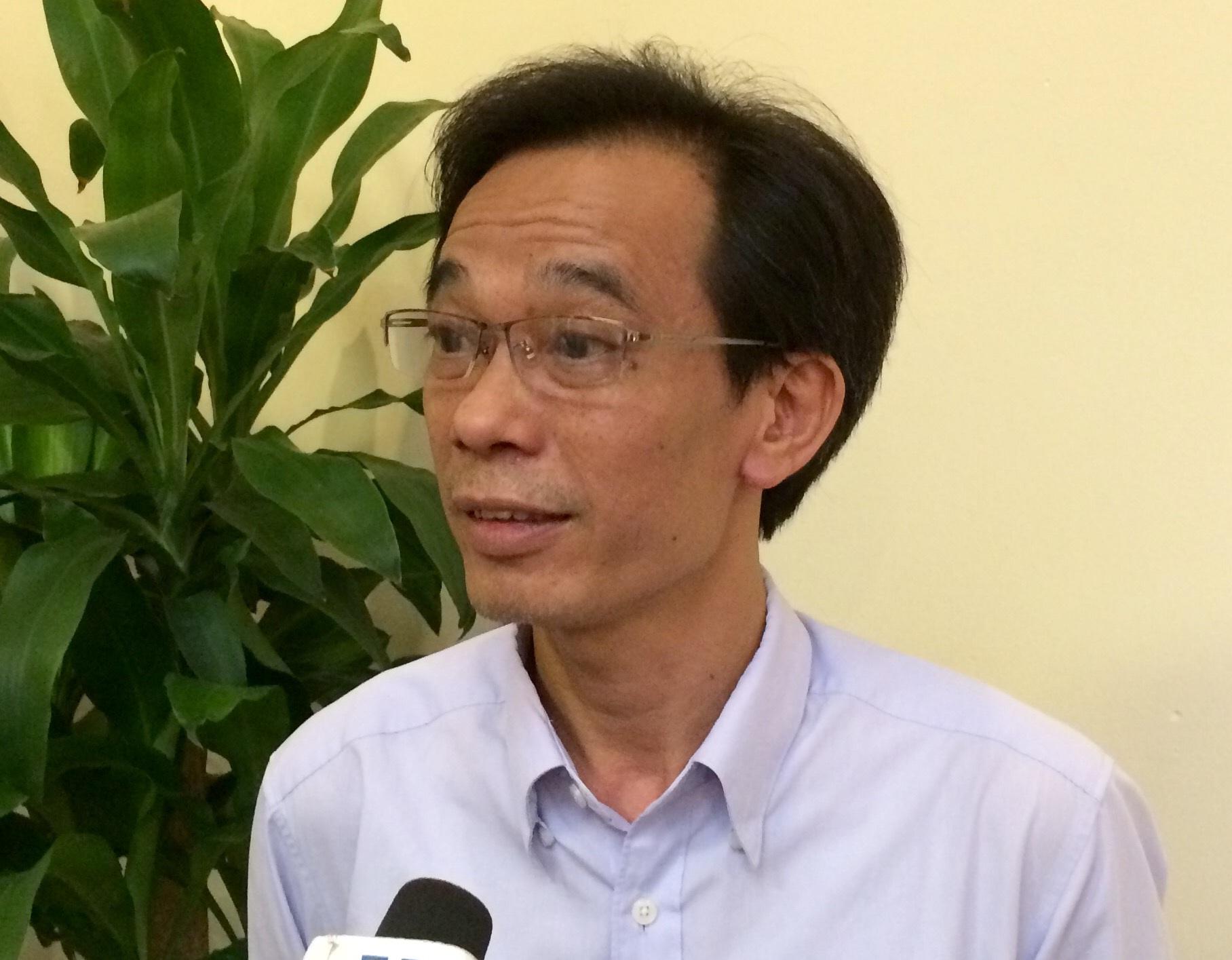Ông Nguyễn Văn Bốn - Cục trưởng Cục Bồi thường nhà nước (Ảnh: T.K)