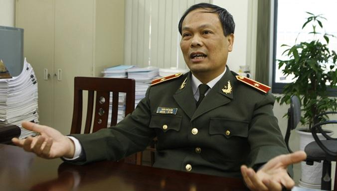 Thiếu tướng Trần Thế Quân (Ảnh: Tiền Phong)