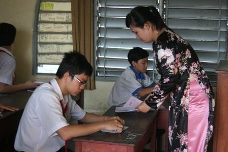 TPHCM: Ngoại ngữ là môn thi thứ 3 vào lớp 10 THPT