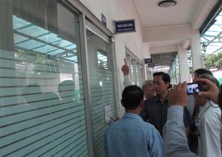 TPHCM kiến nghị Chính phủ hủy con dấu của ĐH Hùng Vương
