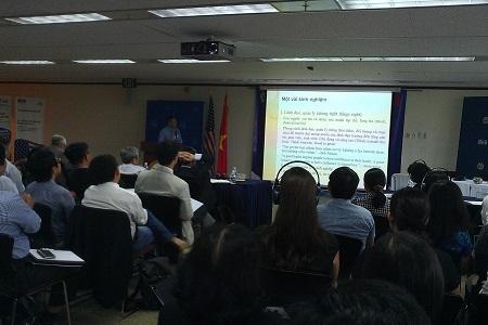 Các nhà giáo dục cùng đối thoại để tìm ra những đề xuất đổi mới hệ thống giáo dục đại học Việt Nam