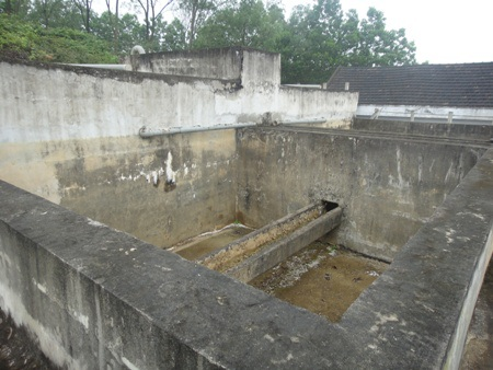 Còn nhà máy nước ở xã Đức Lạng, huyện Đức Thọ thì