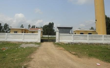 Nhà máy nước xã Thiên Lộc, huyện Can Lộc đ