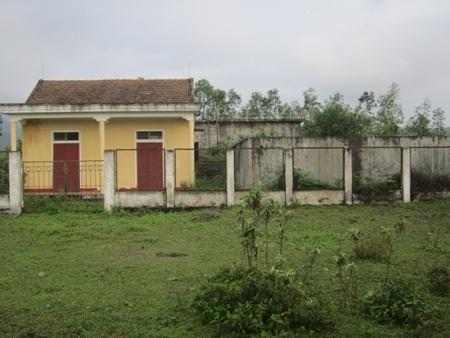Không đủ nguồn vốn nên nhà máy nước xã Tân Lộc, huyện Lộc Hà đã phải đóng cửa