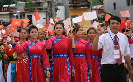 Kỷ niệm 120 năm thành lập tỉnh Hà Giang - 4
