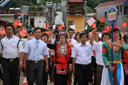 Kỷ niệm 120 năm thành lập tỉnh Hà Giang - 6