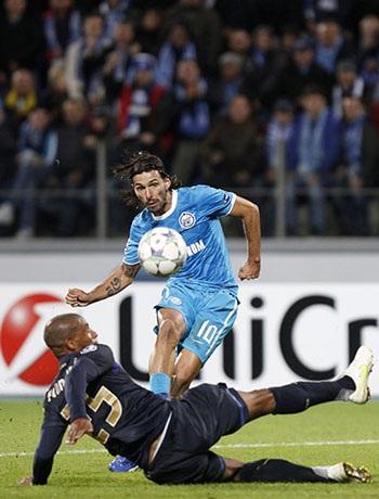 Những khoảnh khắc ấn tượng lượt trận Champions League đêm qua - 15