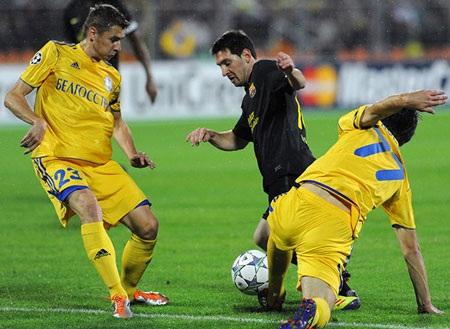 Những khoảnh khắc ấn tượng lượt trận Champions League đêm qua - 12