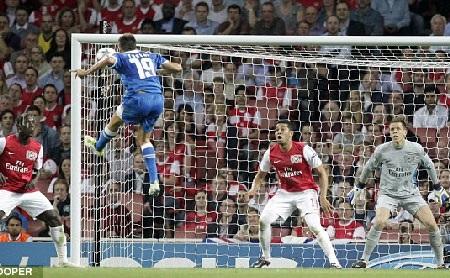 Những khoảnh khắc ấn tượng lượt trận Champions League đêm qua - 3