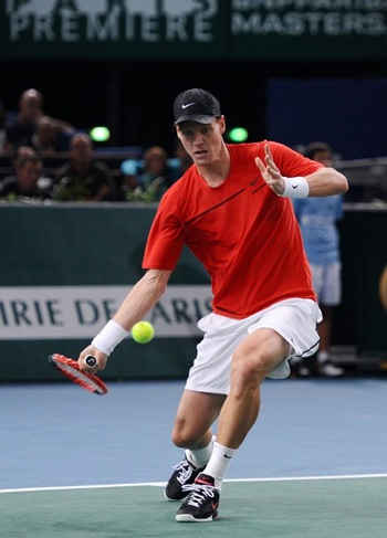 Berdych loại Murray, Federer mừng chiến thắng thứ 800 - 1