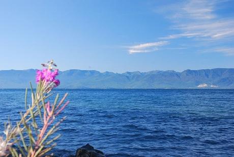 Hồ Baikal chiếm 20% trữ lượng nước ngọt của thế giới