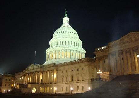 Capitoll Hill lúc 5 giờ sáng...