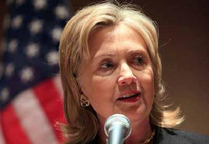 Ngoại trưởng Mỹ Hillary Clinton phát biểu tại Diễn đàn các quốc đảo Thái Bình Dương