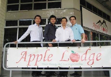Du học sinh ở chung cư Apple Lodge