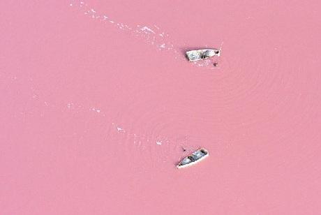 Hồ Retba (Senegal)