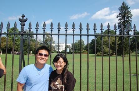 Tạ Kiều Anh và anh trai Minh Tuấn trên đất Mỹ