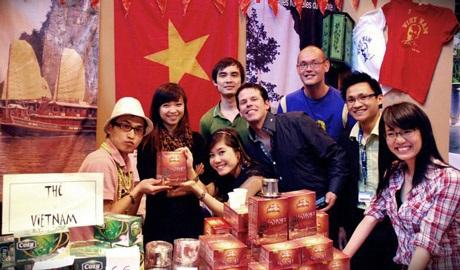 UEVF đã tổ chức được nhiều hoạt động nhằm quảng bá văn hóa Việt trong những năm qua