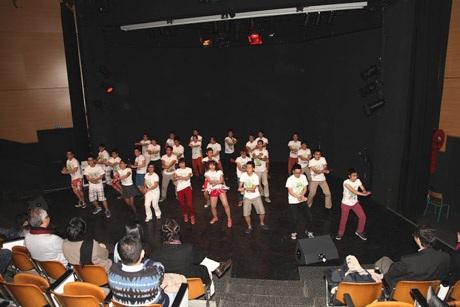 Buổi diễn là một hoạt động thường niên của Hội SVVN tại Lyon, Pháp