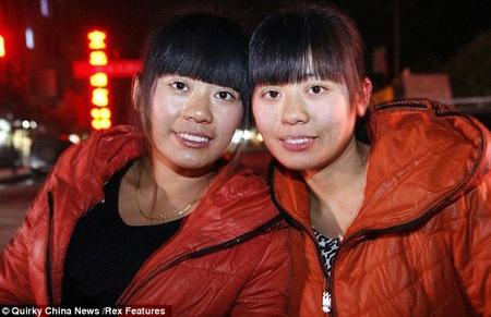Hai chị em Lulin và Yanfei
