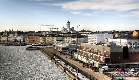 Thi và phỏng vấn học bổng 100% học phí tại Phần Lan