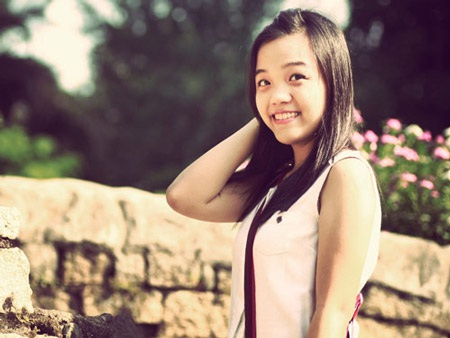 Gặp cô gái trẻ nhất của Microsoft Việt Nam