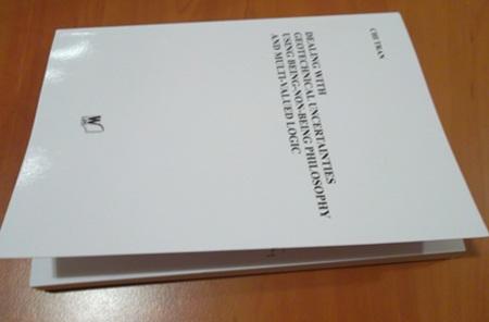 Cuốn sách mới của Giáo sư Trần Chi