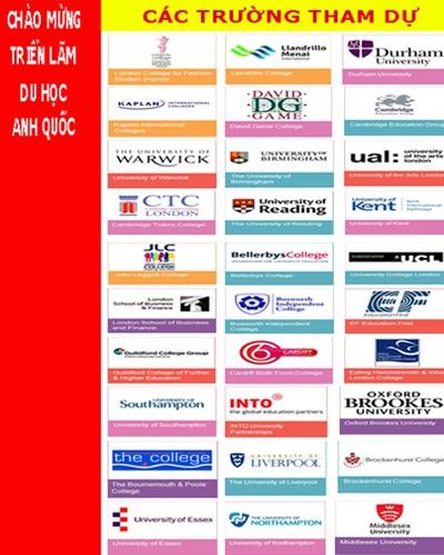 Triển lãm du học Anh 2013 – Chương trình do Hội đồng Anh tổ chức