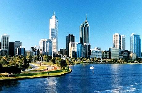 Perth – thành phố phát triển nhất tại Tây Úc