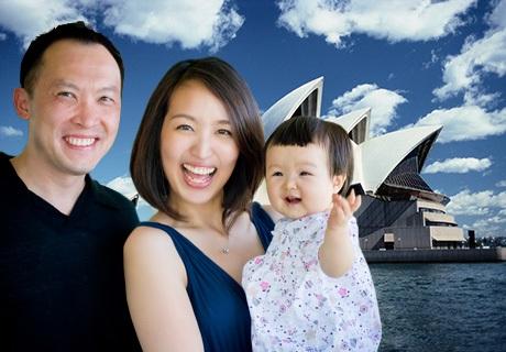 Bố học thạc sỹ, mẹ đi làm toàn thời gian, con được học miễn phí tại Tây Úc