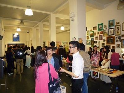 Đông đảo du khách đến với Ngày hội văn hóa Việt tại Leeds