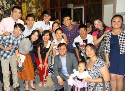 Nơi gặp gỡ của những người Việt trẻ xa nhà