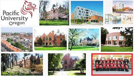 Trường Pacific University Oregon