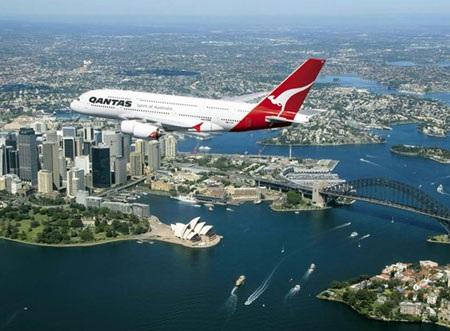 Khám phá nước Úc mọi lúc mọi nơi