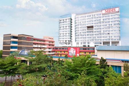 Giới thiệu học bổng và gặp hiệu trường Học viện MDIS Singapore