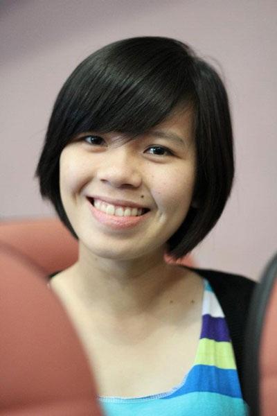 Bạn Thanh Huyền (sinh viên Đại học