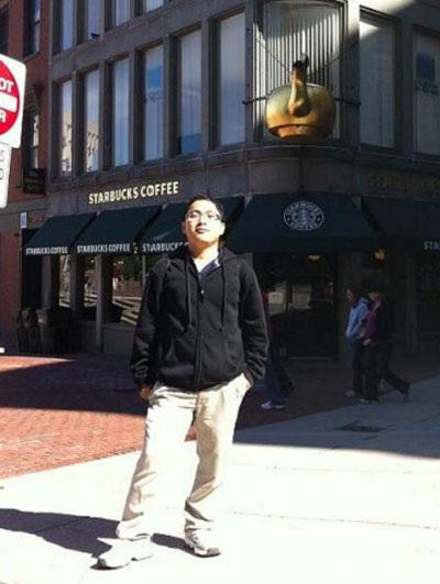 Boston (17/9/2011) – tôi đã đi khám phá với vài người bạn