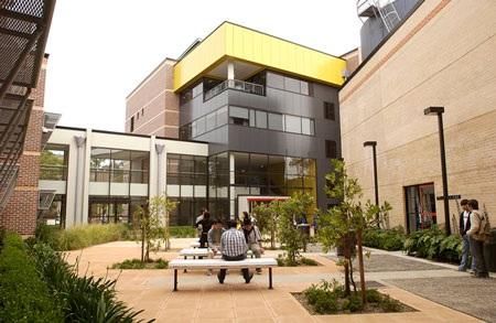 Con đường vào thẳng đại học Macquarie, Sydney tại SIBT