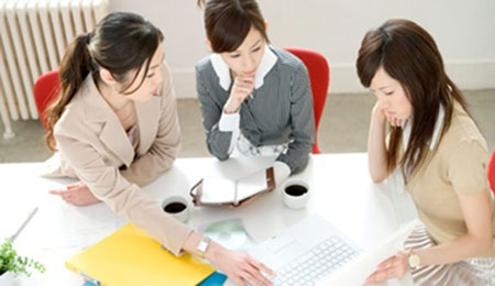 6. Đừng ngại tập luyện phỏng vấn học bổng thử