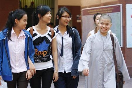 Bộ GD-ĐT công bố đáp án các môn thi Đại học khối B, C và D năm 2013