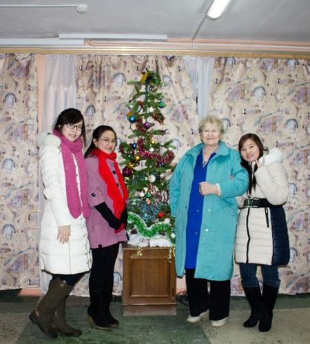 Thủy xuất sắc giành HCB cuộc thi Toán quốc tế mở rộng trên Internet tổ chức tại Liên bang Nga